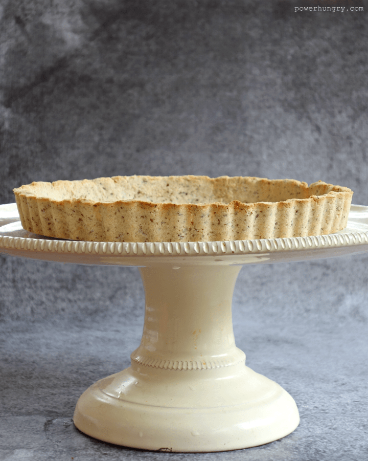 coconut flour almond flour pie crust