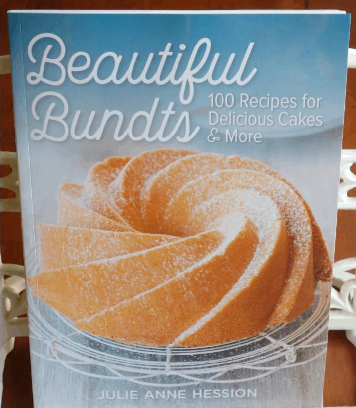 phot of beautiful bundts cookbook