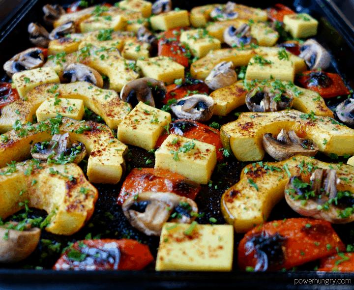 Acorn squash burmese tofu mushroom sheet pan dinner vegan acorn squash burmese tofu mushroom sheet pan dinner vegan forumfinder Images