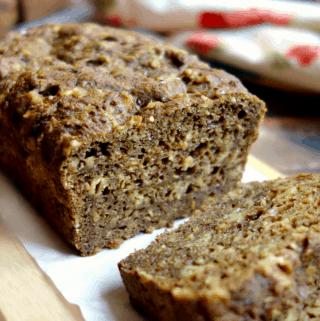 Teff & Oat Marathon Bread {GF+V+Yeast-Free}