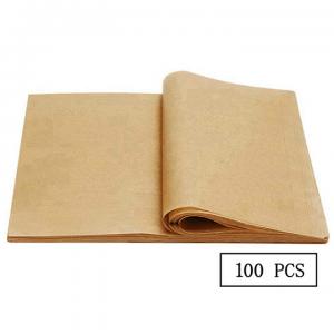 unbleached precut parchment paper