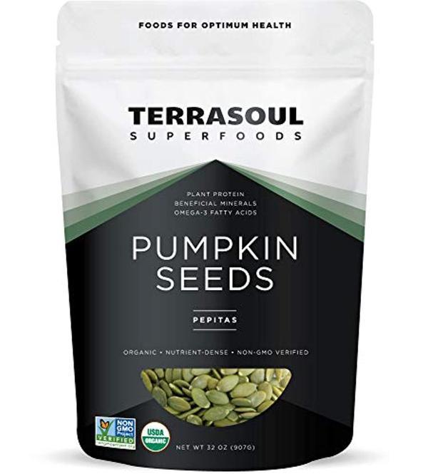 Pepitas (Green Pumpkin Seeds)