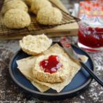 vegan coconut flour rolls 8